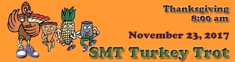 SMT Turkey Trot November 23, 2017