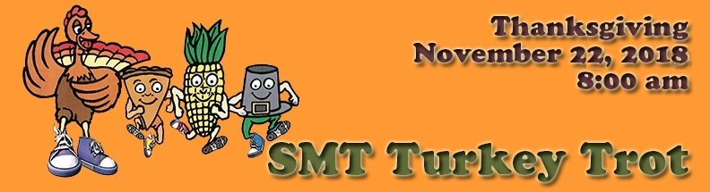 SMT Turkey Trot November 22, 2018